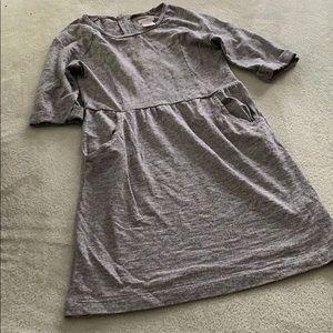 Joe fresh gray jersey dress 14 xxl - like new